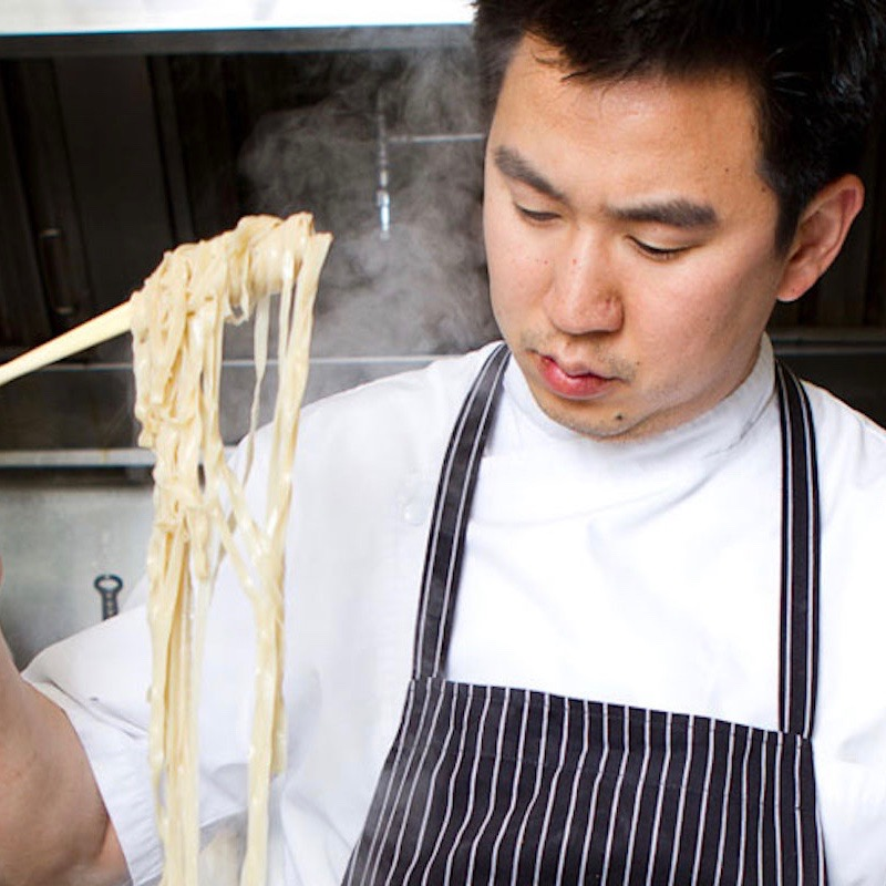experience vancouver group granville island sen pad thai chef angus an spring 2017