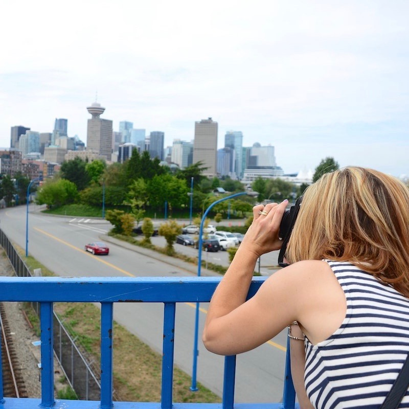 free guided photo tours in Vancouver