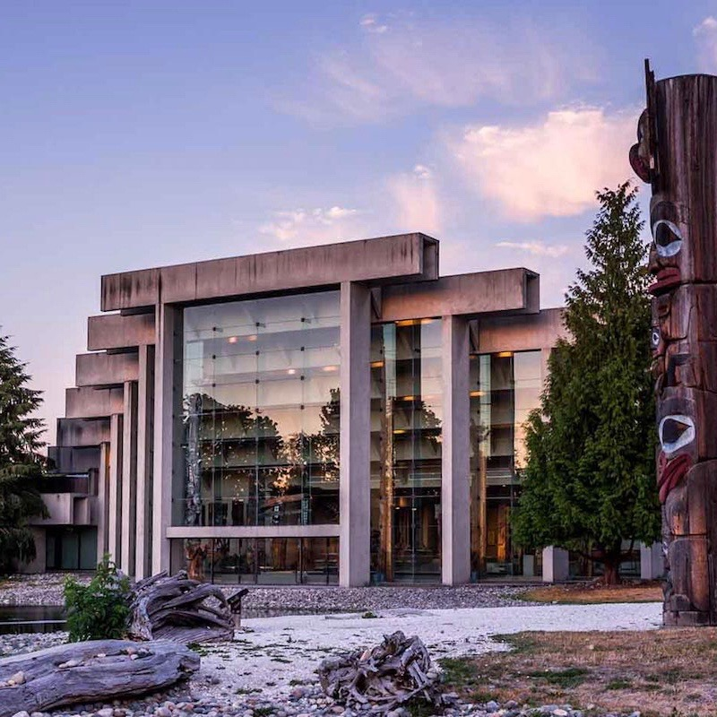 free guided anthropology tours in Vancouver
