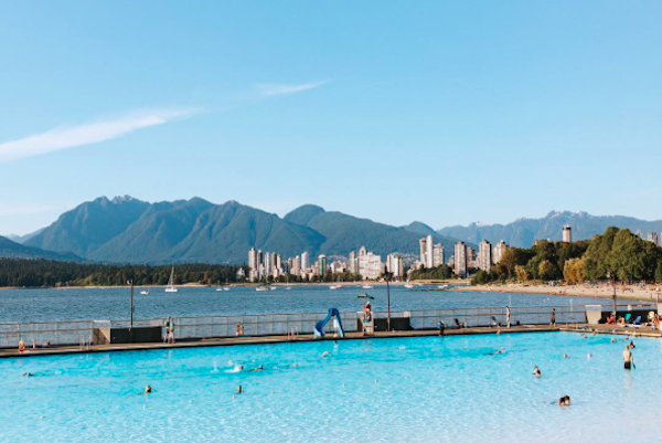 experience vancouver kitsilano pool outdoor summer 2017