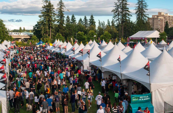 experience vancouver group surrey fusion festival summer 2017