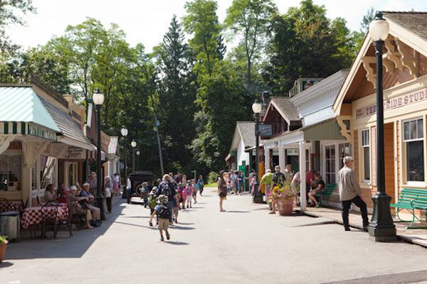 Save money on tours Burnaby village museum