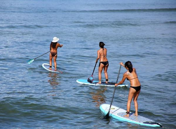 Discount tours Vancouver water adventures sup