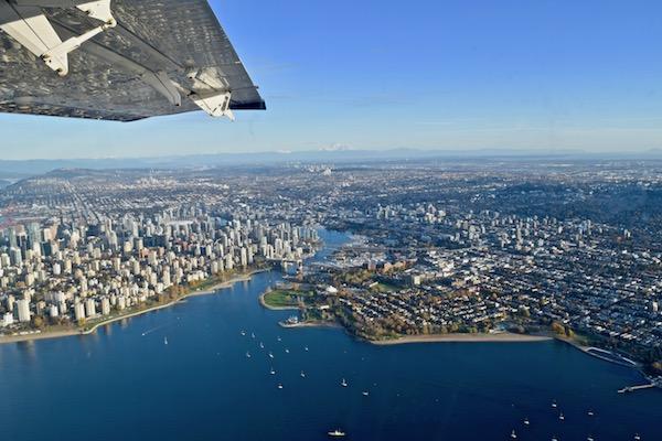 Vancouver Scenic Flight