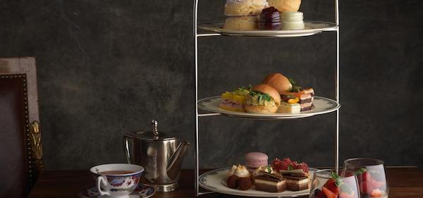 Afternoon High tea Fairmont hotel