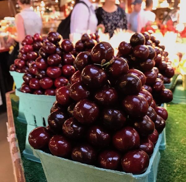 Granville Island public market food tour in Vancouver